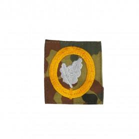 Bw Sonderabzeichen für EGB Kräfte Flecktarngrund