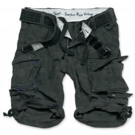 Surplus Division Shorts blackcamo