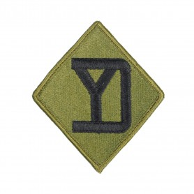 Abzeichen 26th Infantry Division oliv