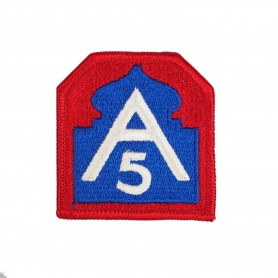 Abzeichen 5th Army farbe