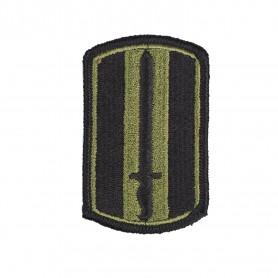 Abzeichen 193rd Infantry Brigade oliv
