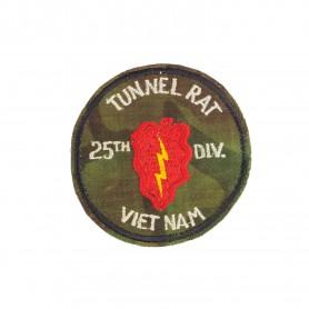 Abzeichen 25th Infantry Tunnel Rat