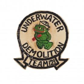 Aufnäher Underwater-Demolition Team 121