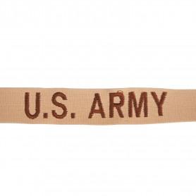 Aufnäher U.S. Army, Textil desert