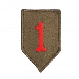 Abzeichen 1st Infantry Division farbe