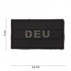 Patch 3D PVC German small