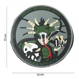 Patch 3D PVC 101 INCMercenary