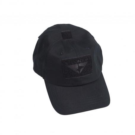 Condor Tactical Cap schwarz
