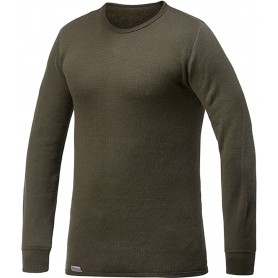 Woolpower Crewneck 200 Pine Green