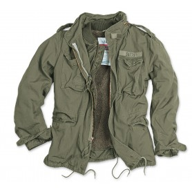 Surplus Feldjacke M65 Regiment oliv