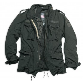 Surplus Feldjacke M65 Regiment schwarz