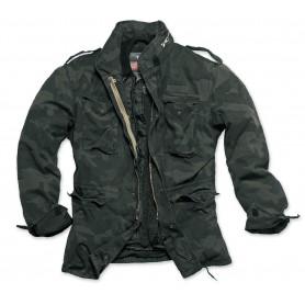 Surplus Regiment M65 Jacke night camo