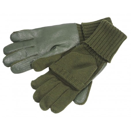 Jagdlicher Multihandschuh Fingerhandschuh und Fäustling