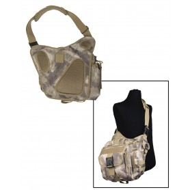 Single Strab Side Pack Mil-Tacs AU