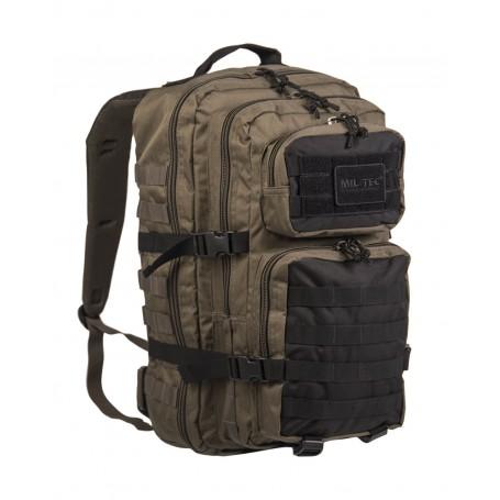 US Assault Pack large Ranger grün-schwarz