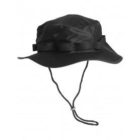 US Dschungelhut, schwarz