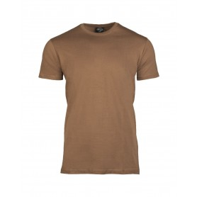 T-Shirt US Style BDU-brown 3er Pack