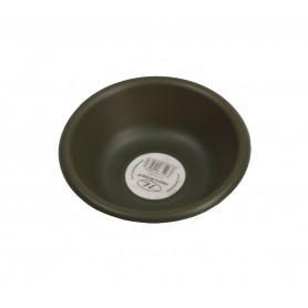 Highlander Suppenschale, Kunststoff oliv