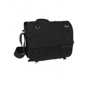 Bw-Packtasche mit Gurt schwarz