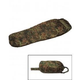 Commando Schlafsack flecktarn