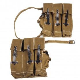 WH Magazintaschen f. Sturmgewehr 44 (Repro)