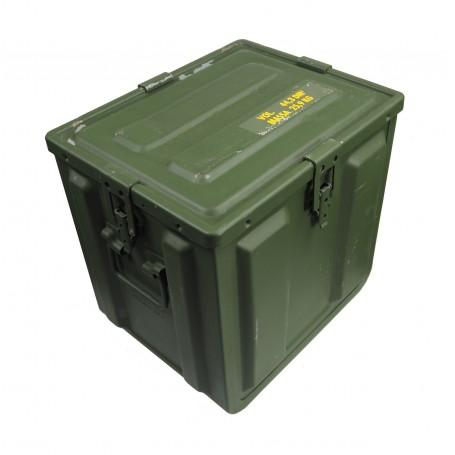 Munitionskiste / Munitionsbehälter Stahlblech