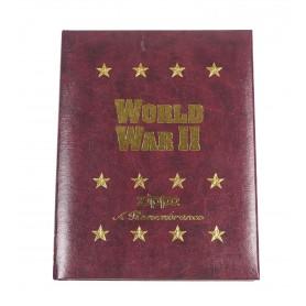 Zippo limitierte Auflage World War II Benzinfeuerzeuge A Remembrance