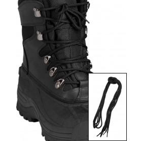 Schnürsenkel 180cm schwarz