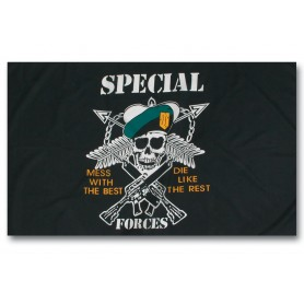 Flagge US Special Forces