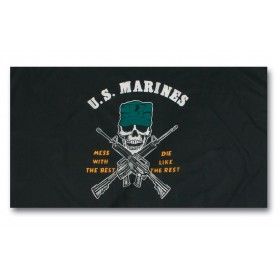 Flagge US MC