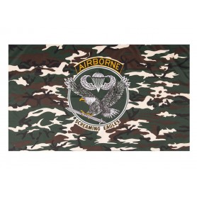 Flagge US Airborne