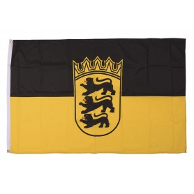 Flagge BL Baden-Württemberg