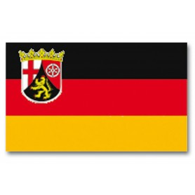 Flagge Rheinland Pfalz