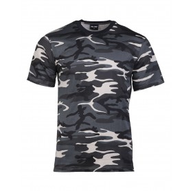 T-Shirt Tarn Dark Camo