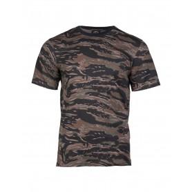 T-Shirt Tarn Tiger Stripe