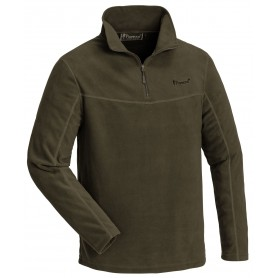Pinewood® Tiveden Fleece Sweater Hunting Green