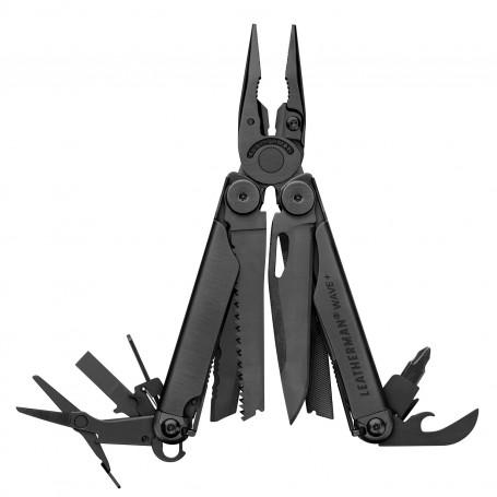 Leatherman Wave® plus Multi-Tool schwarz