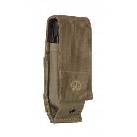 Leatherman® Large MOLLE Holster braun Messertasche