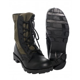 US Jungle Boots Panama import oliv