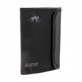 Tasmanian Tiger Passport Safe RFID Reisepasshülle mit RFID-Blocker black