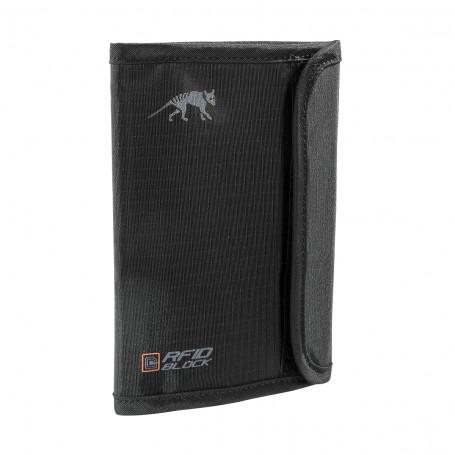 Tasmanian Tiger Passport Safe RFID Reisepasshülle mit RFID-Blocker black
