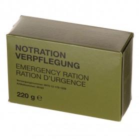 Bw Notration-Verpflegung Bundeswehr