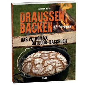 "Petromax Outdoor-Backbuch ""Draussen Backen"""
