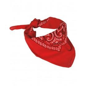 100% Baumwolle Maße: 54,5 x 54,5 cm rot