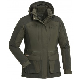 Pinewood® Forest Strong Damen Jacke Mossgreen/Dark Mossgreen