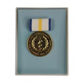 DDR Medaille für treue Dienste im Gesundheits- und Sozialwesen Gold