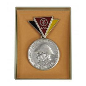 NVA Reservistenabzeichen Silber