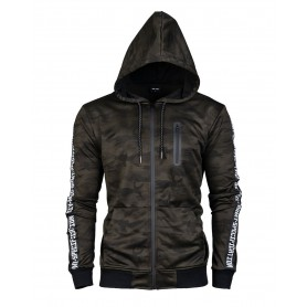 Trainingsjacke Mil-Tec® woodland