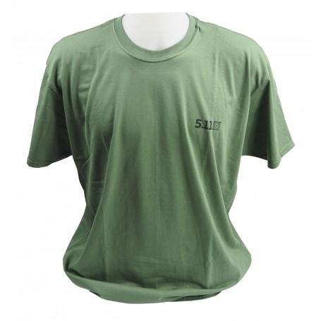 5.11® Rolling Panzer T-Shirt military green (limitierte Auflage)