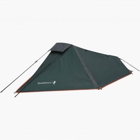 Highlander Blackthorn 1 Tent Einmannzelt hunter-green